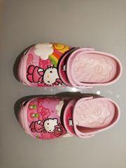 Hello Kitty Crocs