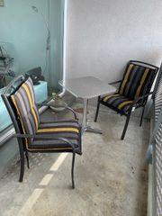 Terrassen Bistro Tisch 60x60 mit