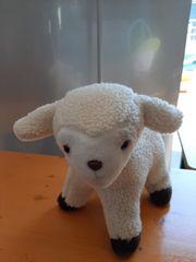 Schaf aus 100 Schurwolle Pluschtier