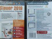 Steuer Software für Jahr 2019