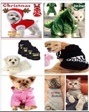 Hunde und Katzenkleidung