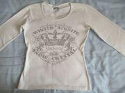T-Shirt Gr 152 reine Baumwolle