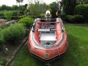 Schlauchboot Zodiak Mark 1
