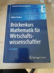 Brückenkurs Mathematik für Wirtschaftswissenschaftler 8