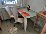 Esstisch mit 2x Stuhl