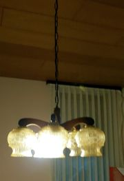 Hängelampe Pendellampe vintage Wohnzimmer Lampe