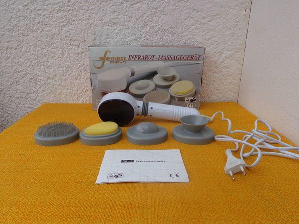 Infrarot-Massagegerät FITNESS DR-3 11 W