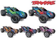 TRAXXAS Rustler 4x4 VXL 1