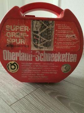 Schneeketten - Schneeketten Oberland