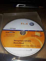 VW Navigations-System CD Deutschland DX