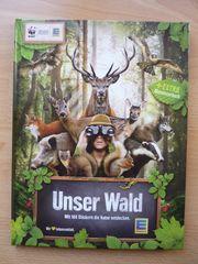 WWF Sticker Unser Wald