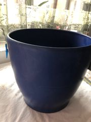Blumentopf aus Keramik