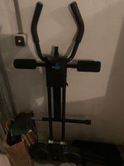 Fitmaxx 5 Heimtrainer mit Display