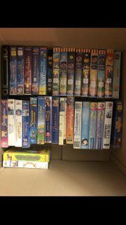 VHS Disney divers