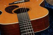 Custom Gitarren Martin OM-18SM