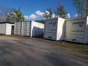 Container zur Einlagerung zu vermieten