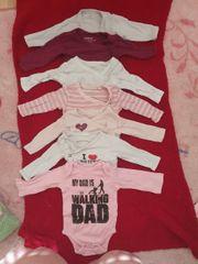Babybekleidungspaket gr 50 56 Mädchen