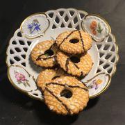 Keramik Porzellan-Schale - Streublume ca Ø 17cm