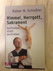 Buch Himmel Herrgott Sakrament