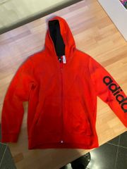 Original Adidas Sweat-Weste mit Kapuze