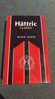Hattric classic 200ml After shave