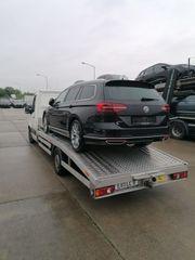 Autoüberführung Autotransport Transport Fahrzeugüberführung Auto
