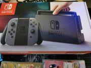 Nintendo Switch Joy-Con Spielkonsole