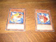 YUGIOH Donner Karten Sammlungsauflösung