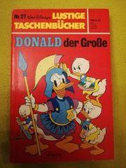 Mm Taschenbuch Nr 27 Donald