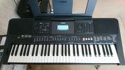 Yamaha Keyboard PSR E463 mit OVP