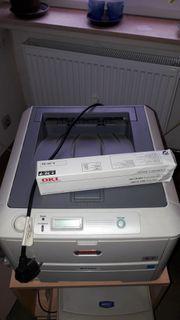 Oki Laserdrucker B410D Toner
