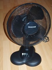 Ventilator schwarz