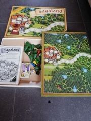 Sagaland Spiel des Jahres 1982