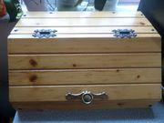 Brotkasten 40 cm Holz Brotbox