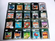 Nintendo Gameboy Spiele Color Classic