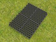 Paddock- Platten aus Kunststoff