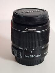 Canon Objektiv Linse 58mm ef-s