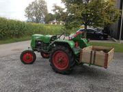 Oldtimer Traktor Güldner