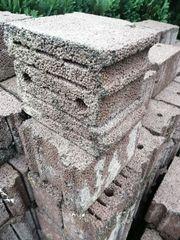 Hohlblocksteine Liapor Mauersteinen Betonsteine NEU