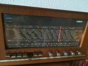 Altes Röhrenradio Saba Lindau