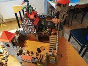 Playmobil Ritterburg und vieles mehr