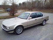 BMW E32 730i Autom Oldtimer