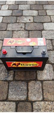 AUTO BATTERIE von BANNER 95