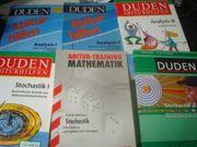 13 x Schülerhilfen Abitur - Duden -