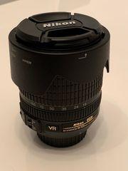 Nikon AF-S DX Nikkor 18-105mm