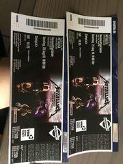 Metall icä 2x Ticket MANNHEIM