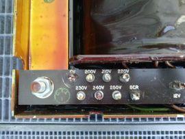 Sonstiger Gewerbebedarf - Universal Transformator 22 Spannungen 11