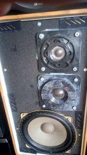ITT Lautsprecher