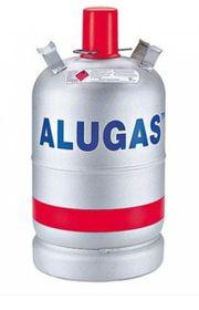 Alugas Flasche 11kg für Camping