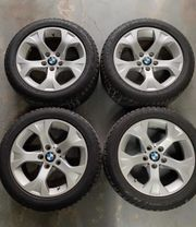 Winterreifen auf Original BMW Alufelge